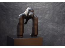 Gorilla von Marcus Meyer