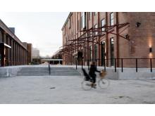 Bygningsstyrelsen har til huse i Henkel-bygningen, der tidligere er blevet restaureret af Arkitema Architetcs.