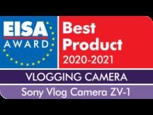 EISA-Award-Sony-Vlog-Camera-ZV-1