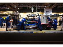 Ford GT vann Le Mans 24-timmars.
