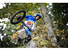 Eddie Karlsson, Trial-VM 2015