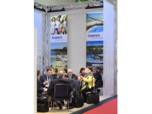Der Maritim Messestand