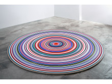»TARGET/Ground«, 2016, PVC, ca. ø 250 x 2,2 cm
