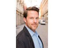 Fredrik Olrog, VD  Bonbio