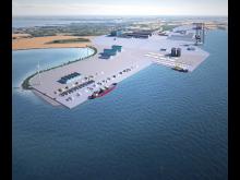 ZÜBLIN A/S, Lindø Port Of Odense A2