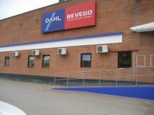 Dahl och Bevego vägg i vägg