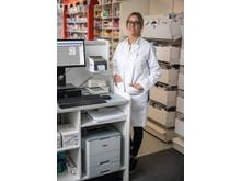 TD-4 serie labelprinters - medisch