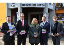 Verborgenes Leipzig - Initiatoren vor der naTo