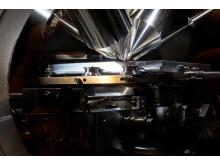 Specimen holders in time-of-flight secondary ion mass spectrometer