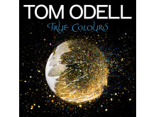 "Tom Odell ""True Colours"" single cover art"