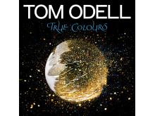 """Tom Odell """"True Colours"""" single cover art"""