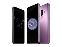 Galaxy S9 and S9+
