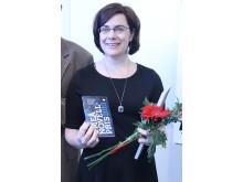 Elisabeth Mannerfeldt vann Umeå novellpris 2013