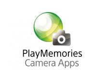 PlayMemories Camera Apps logo