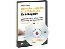 Sichere Korrespondenz nach VOB und BGB für Auftraggeber, Version 2018 (3D/tif)