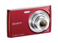 Cyber-shot DSC-W510 von Sony_Rot_02