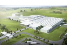 Dolce Gusto fabrik i Schwerin