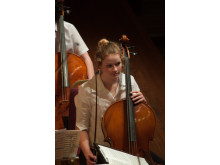Miriam Scott, cellist