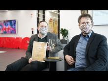 Corporate Health Award 2020 geht an STRABAG