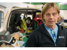 Mats Helgesson, Västerbottens läns landsting