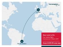 Rio route launch image