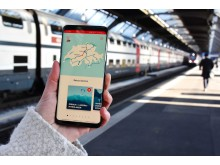 Neue App der Grand Train Tour of Switzerland