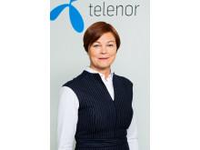 Ulrika Steg CMO Business Telenor