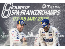 66 Ford GT crew wins at Spa 2018