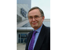 Photo of David Bizley, RAC chief engineer
