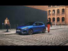Ford Focus ST-Line 2021 (6)