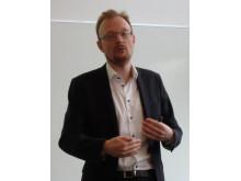 Tejs Laustsen Jensen,  CEO Partnerskapet for brunt og brændselceller