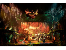 Tarzan scenografi