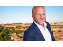 Joachim Hult, fastighetsdirektör, Svenska Mässan.