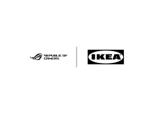 ROG IKEA partnership PR image