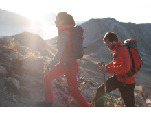 Wanderfans können aus 12 verschiedenen Touren wählen
