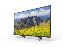 49 inch XF75 4K HDR TV series