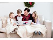 Perhe on joulun suosituin kuvauskohde