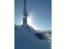 4G-site i Oppdal