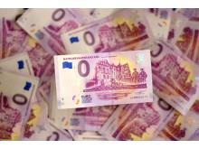 Null-Euro-Geldschein zum Matrosenaufstand