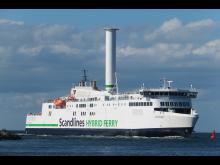 Copenhagen rotor sail Warnemünde_1