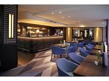 Bar des Seaside Park Hotels Leipzig