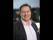 Olof Holmer, vd för SVEFF - Sveriges Färg och Limföretagare