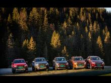 Ford Ranger Mest solgte pickup 2020