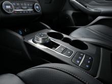 Ny Ford Focus Vignale interiør