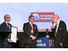 Overrekkelse_av_Æresprisen