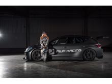 Mikaela Åhlin-Kottulinsky, PWR Racing, PWR 001