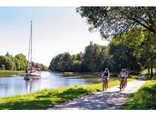 Göta kanal- Photo Cred Roger Borgelid