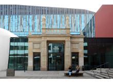 Schinkeltor der Universität Leipzig