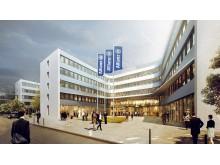 Allianz Campus, Berlin Visualisierung