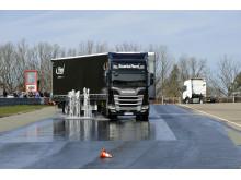 Scania Fahrsicherheitstraining